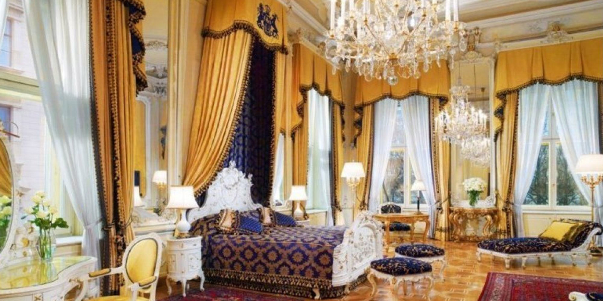 Imperial Suite - Hôtel Ritz Paris