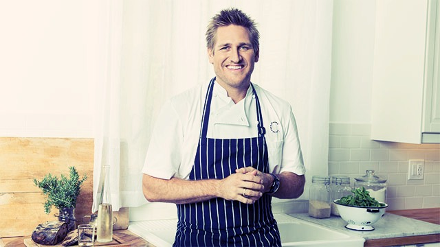 Chef Curtis Stone internationally known chef