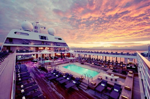 The Seabourn Odyssey