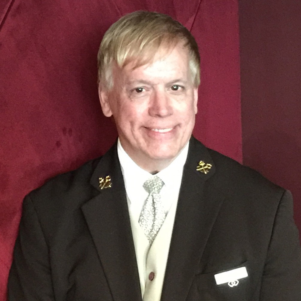 Verne Thomas, Concierge at Sofitel Chicago Water Tower and Les Clefs d'Or member