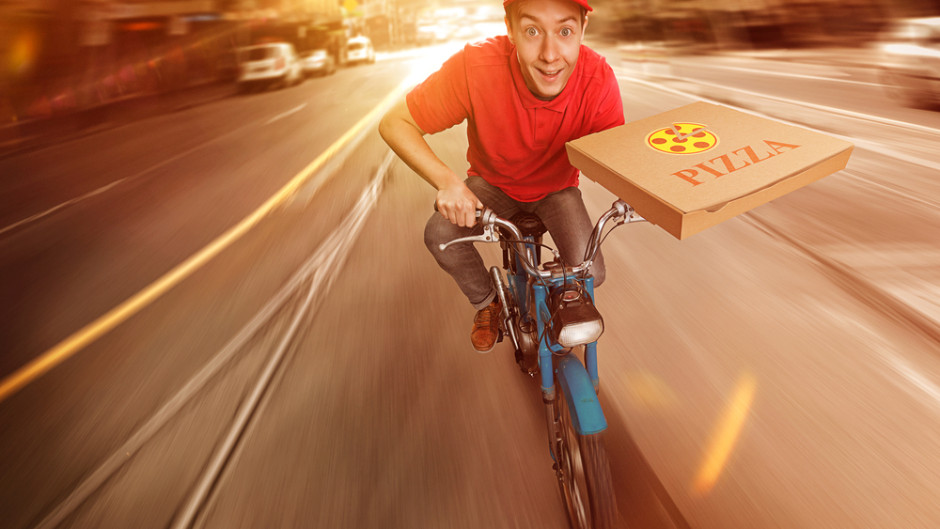 What is the food delivery trend?