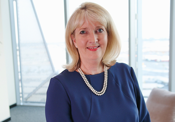 Alison Broadhead, Chief Commercial Officer at Jumeirah Group