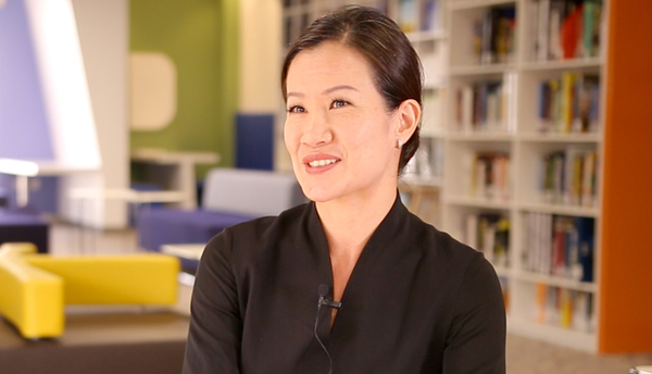 Judy Hou, Managing Director of The Emirates Academy of Hospitality Management