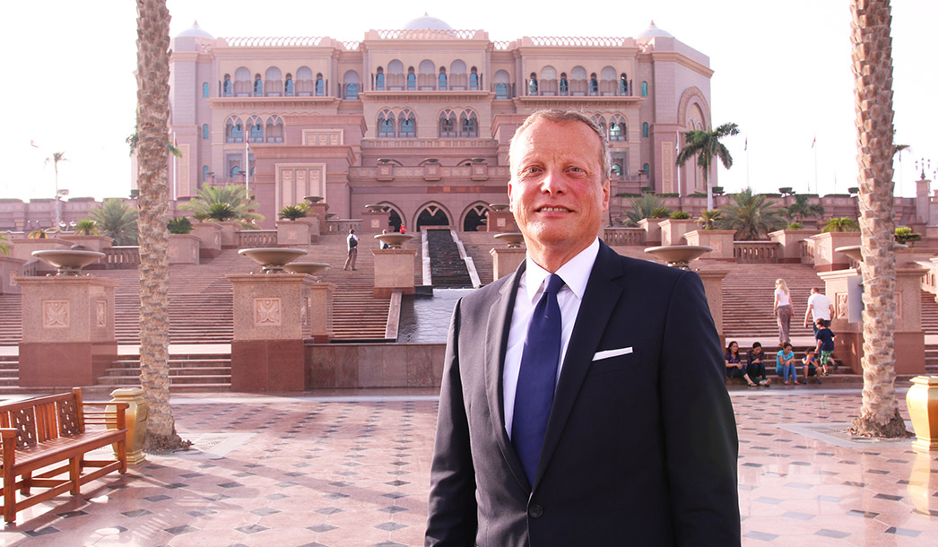 Holger Schroth - General Manager at Emirates Palace by Kempinski
