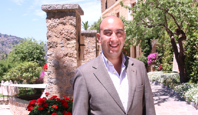 Ulisses Marreiros - General Manager at Belmond La Residencia